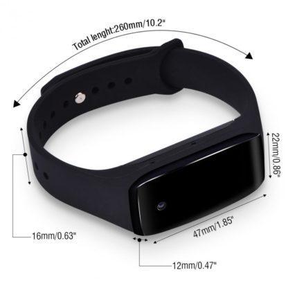 Bracelet caméra espion full HD 7